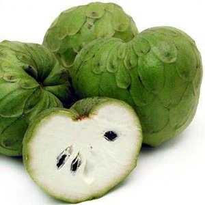 Плоды гуанабаны