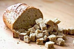 Хлебные кусочки