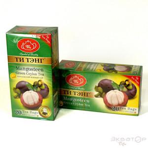 Мангостиновый чай