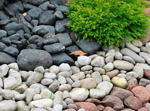Разноцвтеные камни