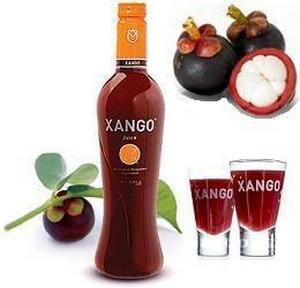 Сок из мангостина
